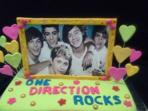 Pastillage photo frame cakes a rage created at cakeline