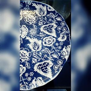 Design inspired from crockery